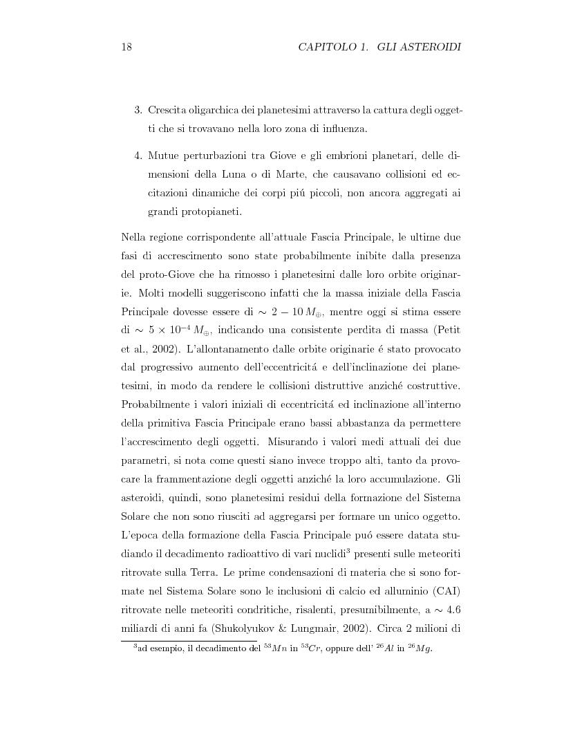 Anteprima della tesi: Fotometria dell'asteroide (2867) Steins, obiettivo della missione Rosetta, Pagina 10