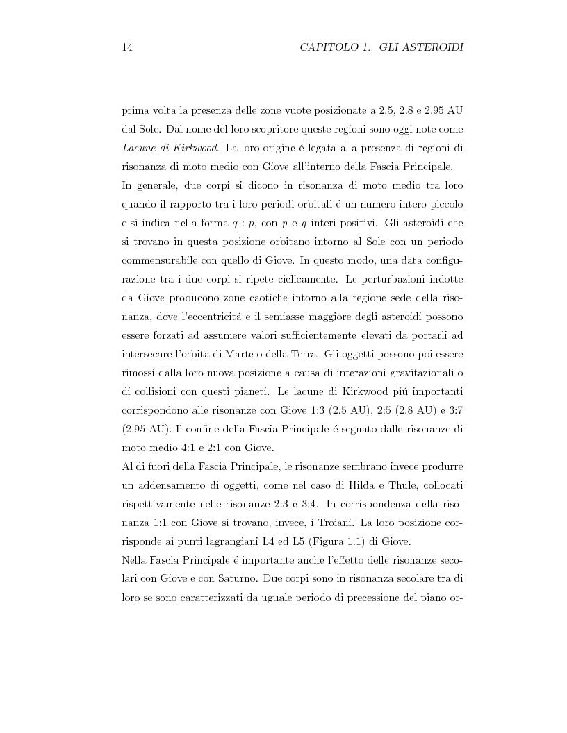 Anteprima della tesi: Fotometria dell'asteroide (2867) Steins, obiettivo della missione Rosetta, Pagina 6
