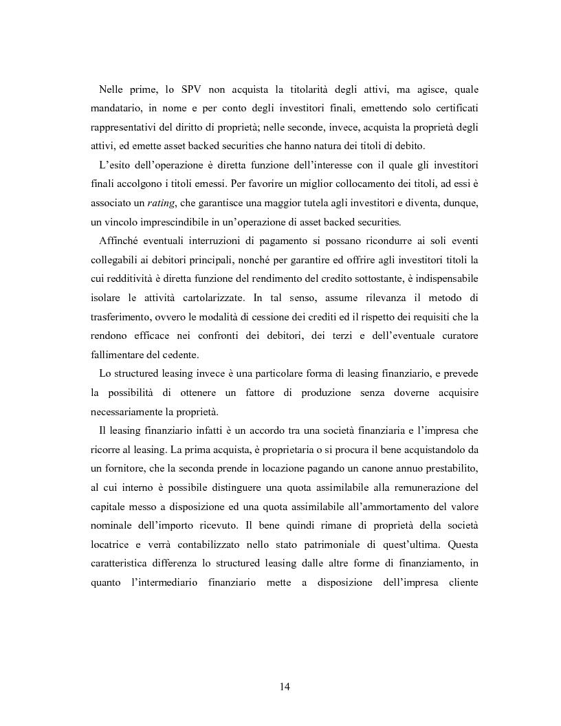 Anteprima della tesi: Il project financing ed il partenariato pubblico-privato: l'autostrada regionale Cispadana, Pagina 10