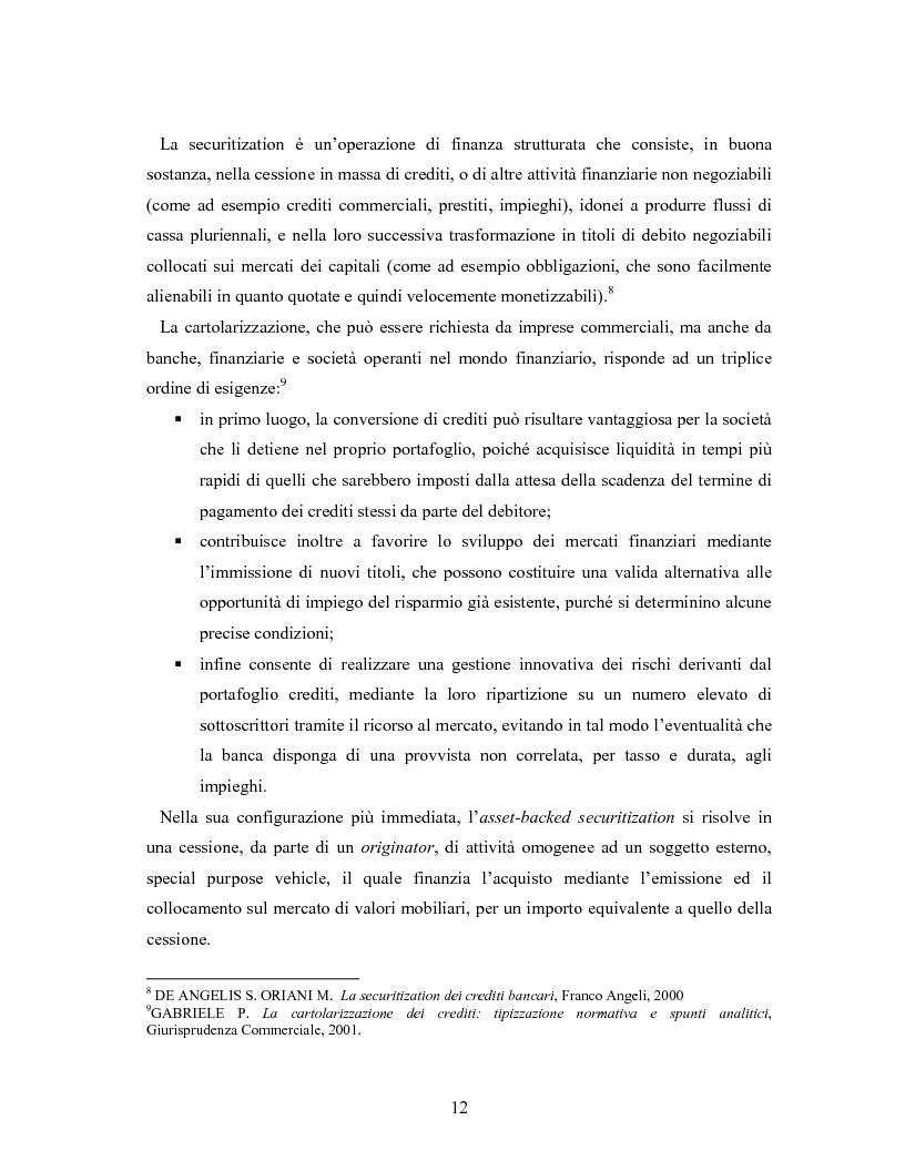 Anteprima della tesi: Il project financing ed il partenariato pubblico-privato: l'autostrada regionale Cispadana, Pagina 8