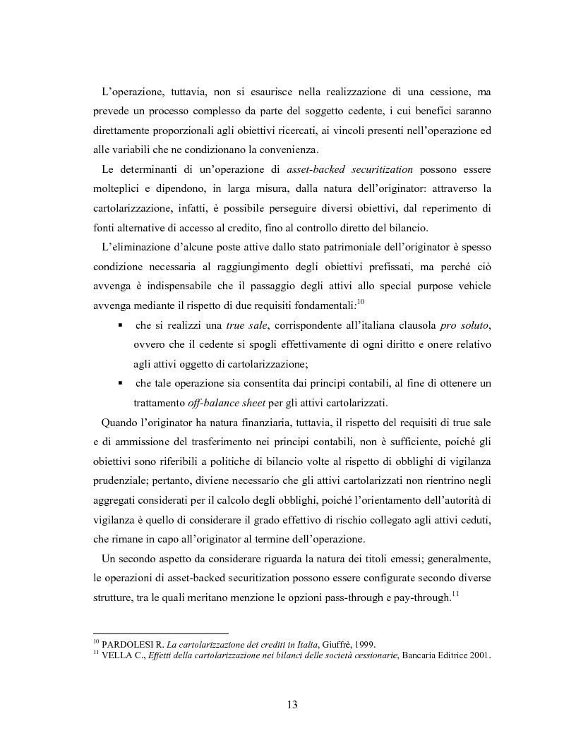 Anteprima della tesi: Il project financing ed il partenariato pubblico-privato: l'autostrada regionale Cispadana, Pagina 9