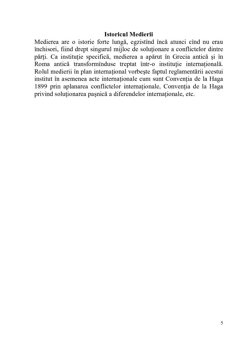 Anteprima della tesi: Medierea ca proces de impacare a victimei cu infractorul, Pagina 3