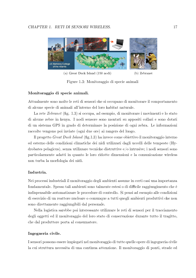 Anteprima della tesi: Sistema per la riprogrammazione wireless ed il monitoraggio delle reti di sensori wireless, Pagina 10
