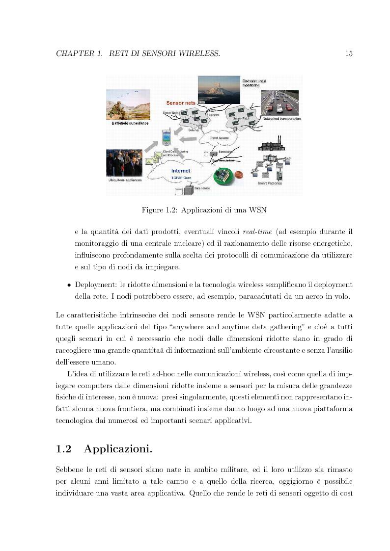 Anteprima della tesi: Sistema per la riprogrammazione wireless ed il monitoraggio delle reti di sensori wireless, Pagina 8