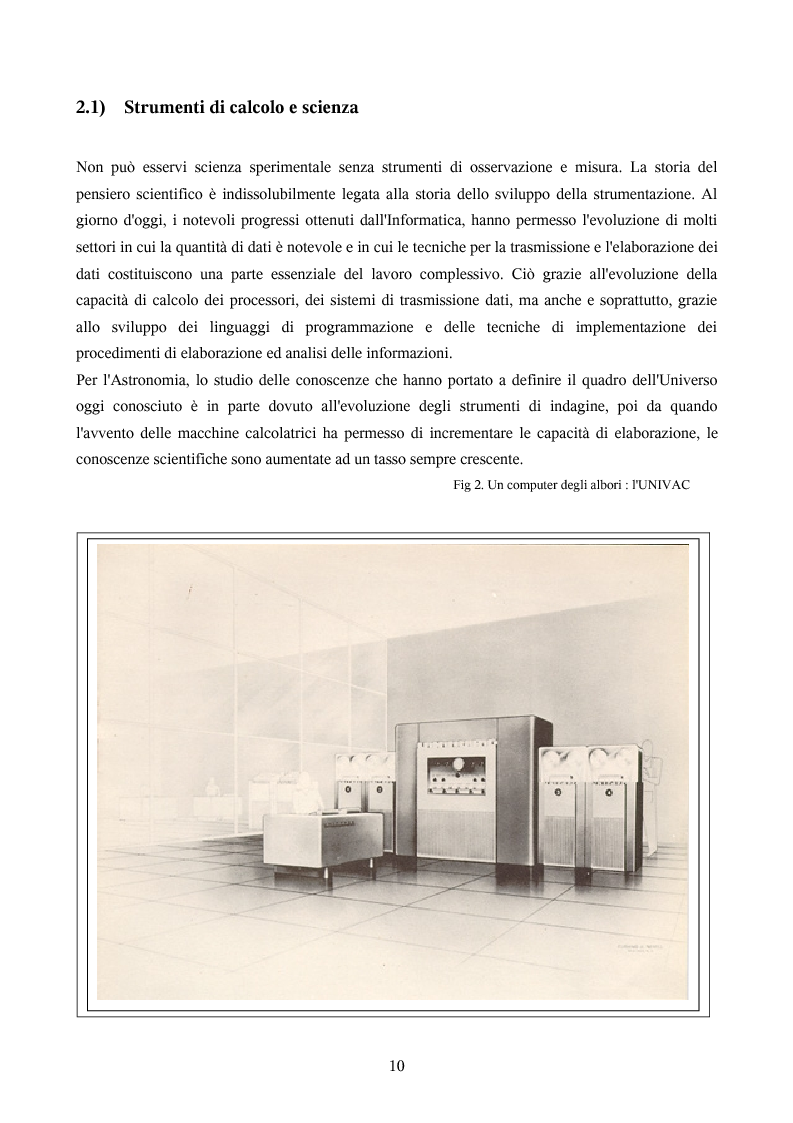 Anteprima della tesi: Ricerca automatica di eventi transienti e problemi di archiviazione ed analisi dei dati del satellite per astronomia X BeppoSAX, Pagina 5