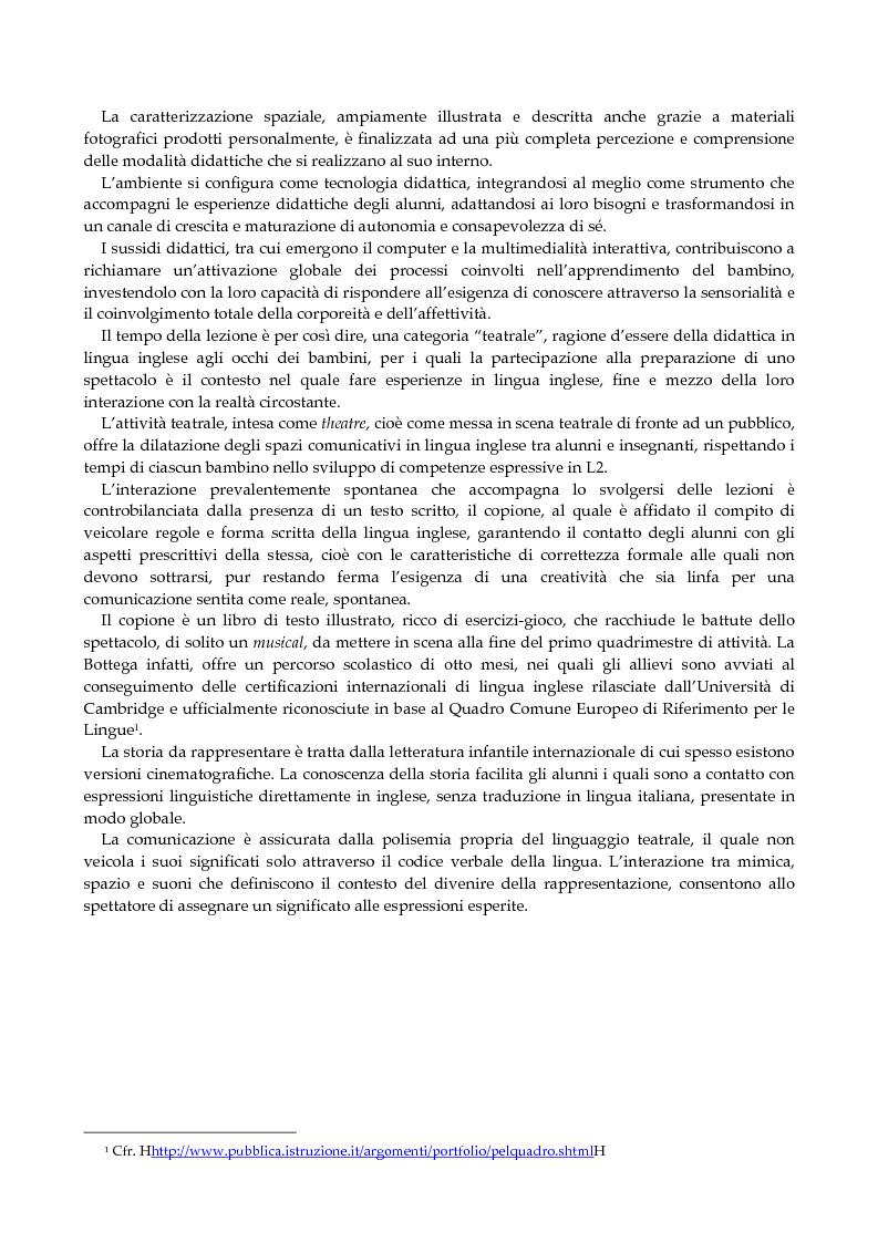 Anteprima della tesi: Una possibilità bilingue. La Bottega d'Europa di Caterina Cangià., Pagina 2
