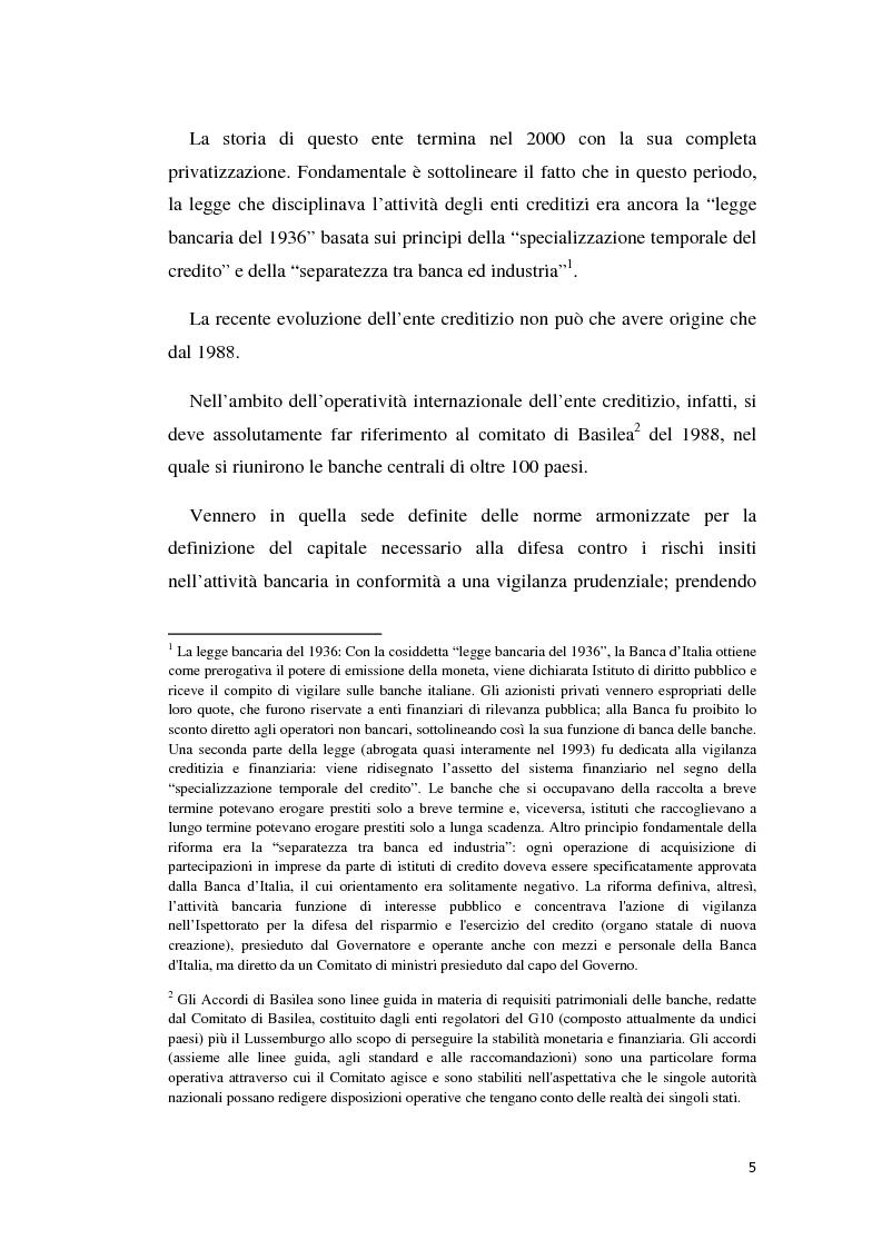 Anteprima della tesi: Integrazione banca-assicurazione: il caso Unipol, Pagina 2