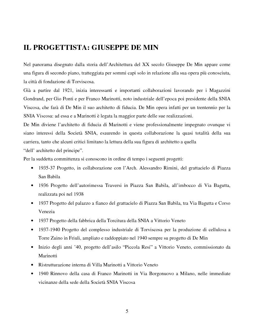 Anteprima della tesi: Recupero e valorizzazione dell'ex autorimessa Traversi sita a Milano, Pagina 3