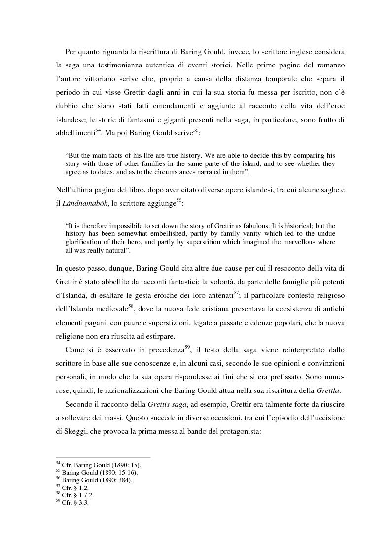 Anteprima della tesi: La ricezione e la rielaborazione delle saghe islandesi tra XIX e XX secolo in Inghilterra e negli Stati Uniti: il caso della Grettis saga, Pagina 12