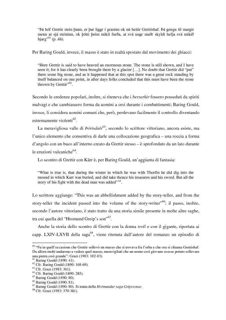 Anteprima della tesi: La ricezione e la rielaborazione delle saghe islandesi tra XIX e XX secolo in Inghilterra e negli Stati Uniti: il caso della Grettis saga, Pagina 13