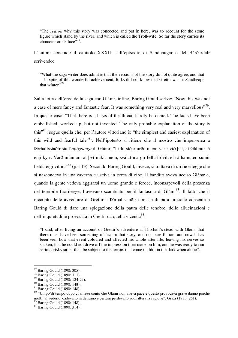 Anteprima della tesi: La ricezione e la rielaborazione delle saghe islandesi tra XIX e XX secolo in Inghilterra e negli Stati Uniti: il caso della Grettis saga, Pagina 15