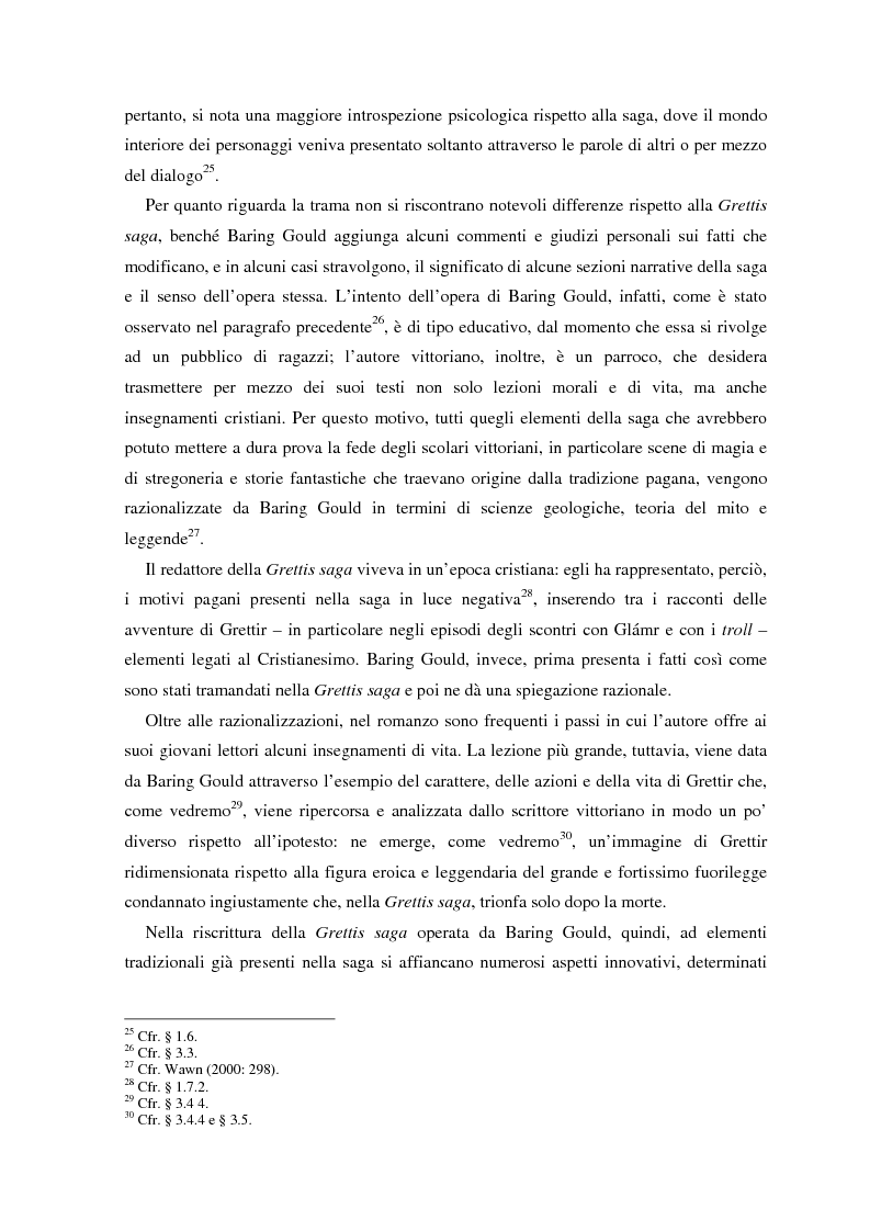 Anteprima della tesi: La ricezione e la rielaborazione delle saghe islandesi tra XIX e XX secolo in Inghilterra e negli Stati Uniti: il caso della Grettis saga, Pagina 7