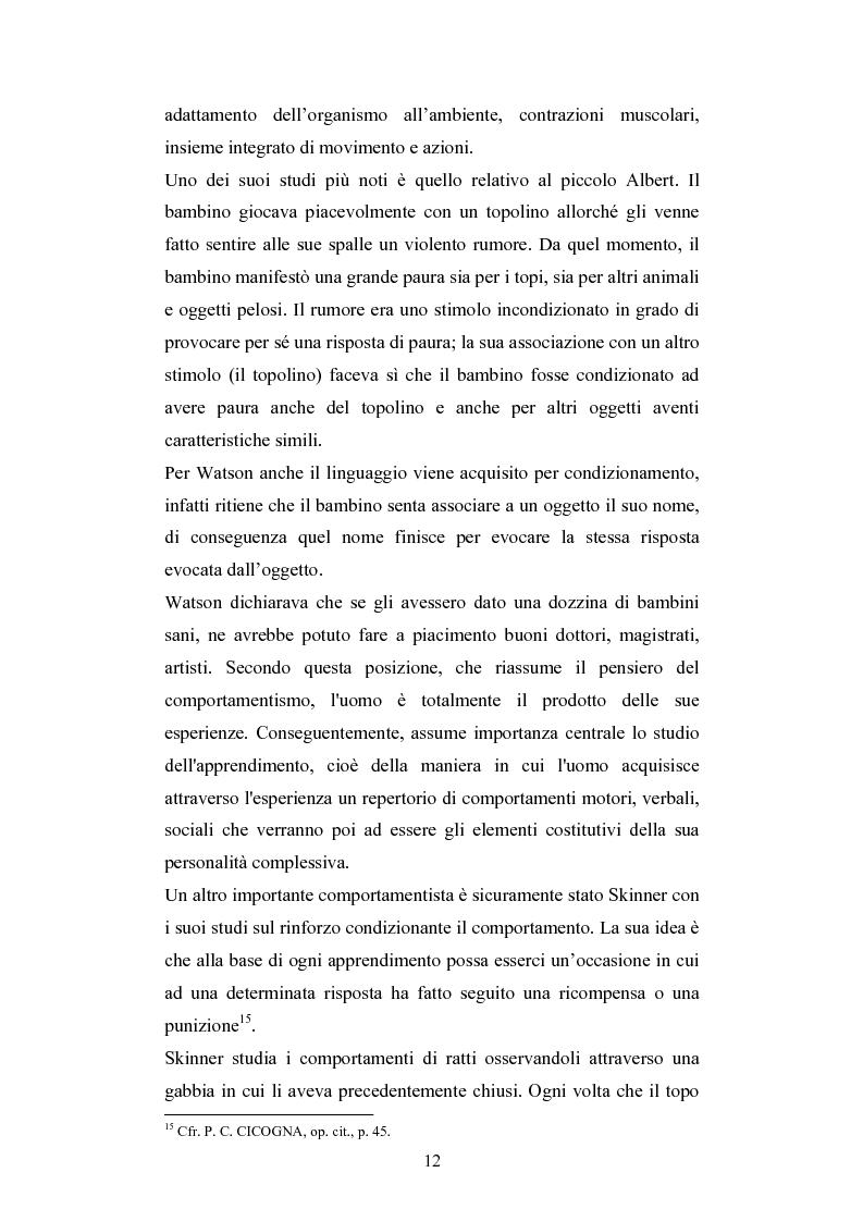 Anteprima della tesi: Nuove tecnologie e immagine: educare nell'era digitale tra You Tube e Second Life, Pagina 10