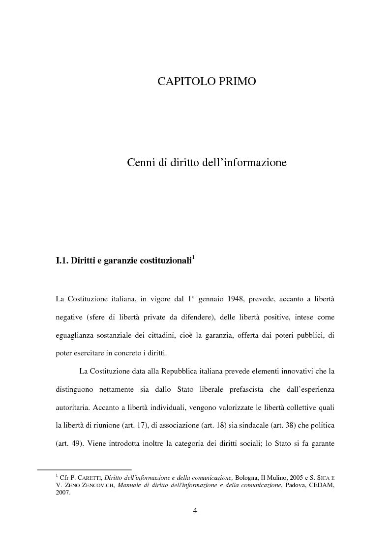 Anteprima della tesi: Informazione o distrazione? Internet come strumento di fruizione mediale consapevole, Pagina 4