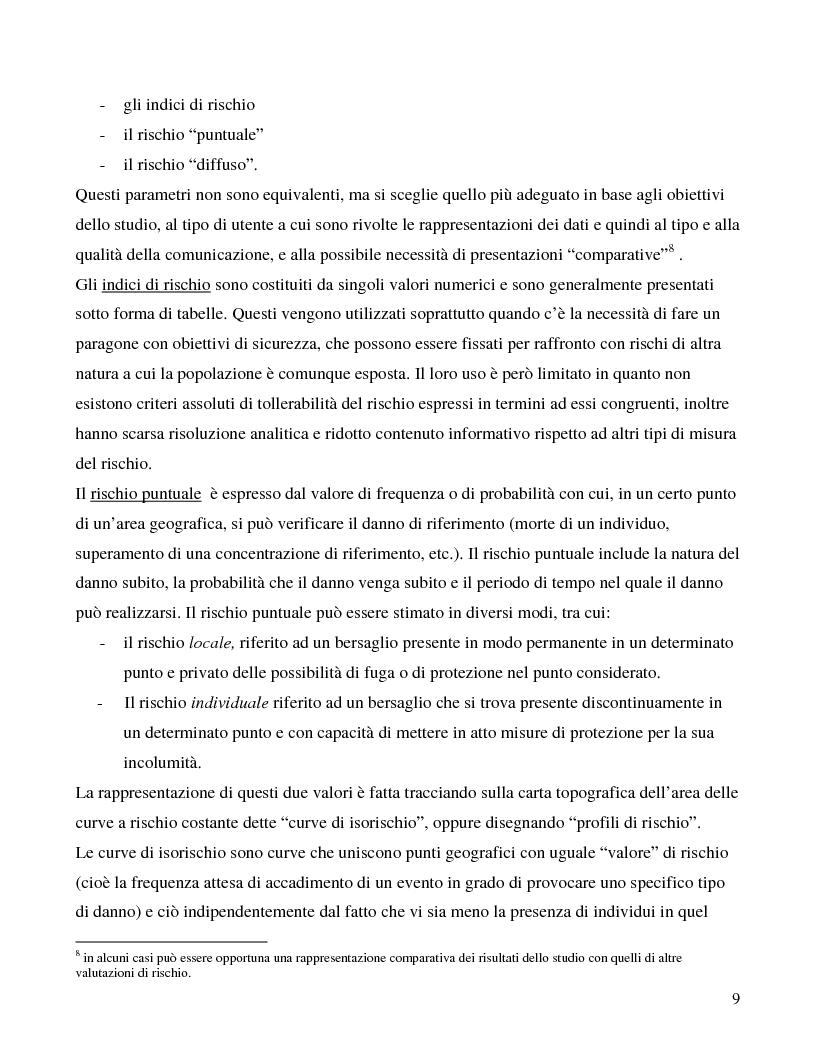 Anteprima della tesi: La città e il rischio ambientale; implicazioni progettuali per un frammento di laguna veneta, Pagina 6
