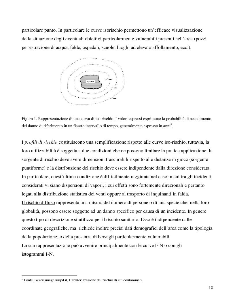Anteprima della tesi: La città e il rischio ambientale; implicazioni progettuali per un frammento di laguna veneta, Pagina 7