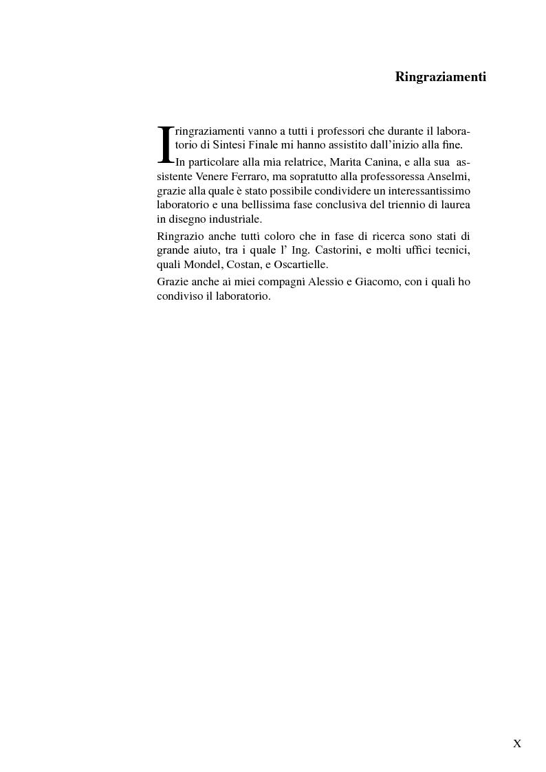 Anteprima della tesi: Iceland: espositore ittico per pesci filettati e colorati, Pagina 3