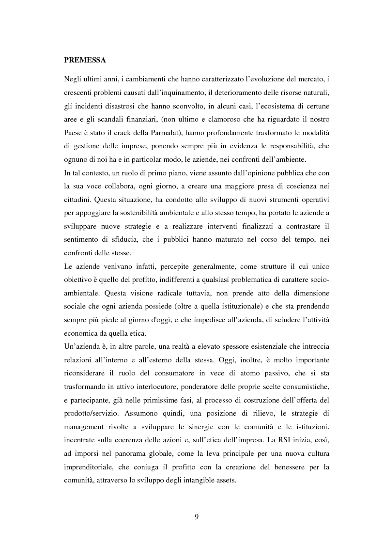 Anteprima della tesi: La RSI come strumento di comunicazione socio-ambientale: il caso ''TAV'', Pagina 1