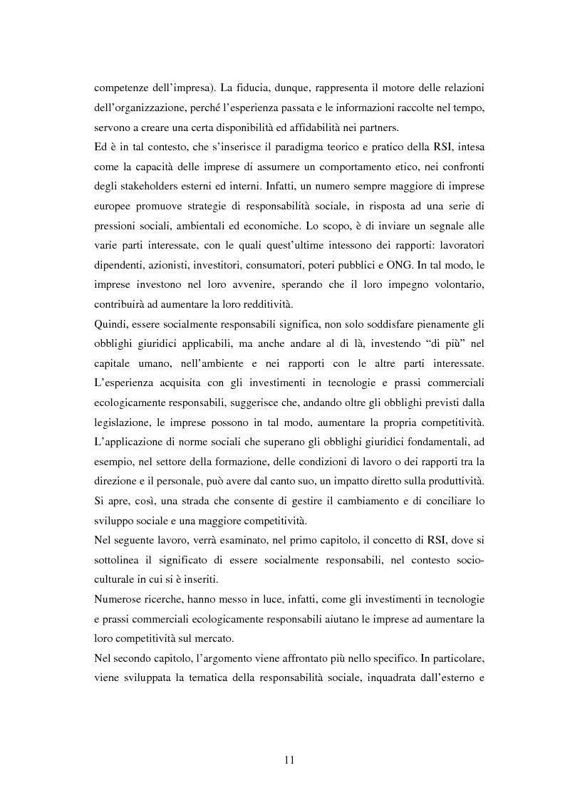 Anteprima della tesi: La RSI come strumento di comunicazione socio-ambientale: il caso ''TAV'', Pagina 3
