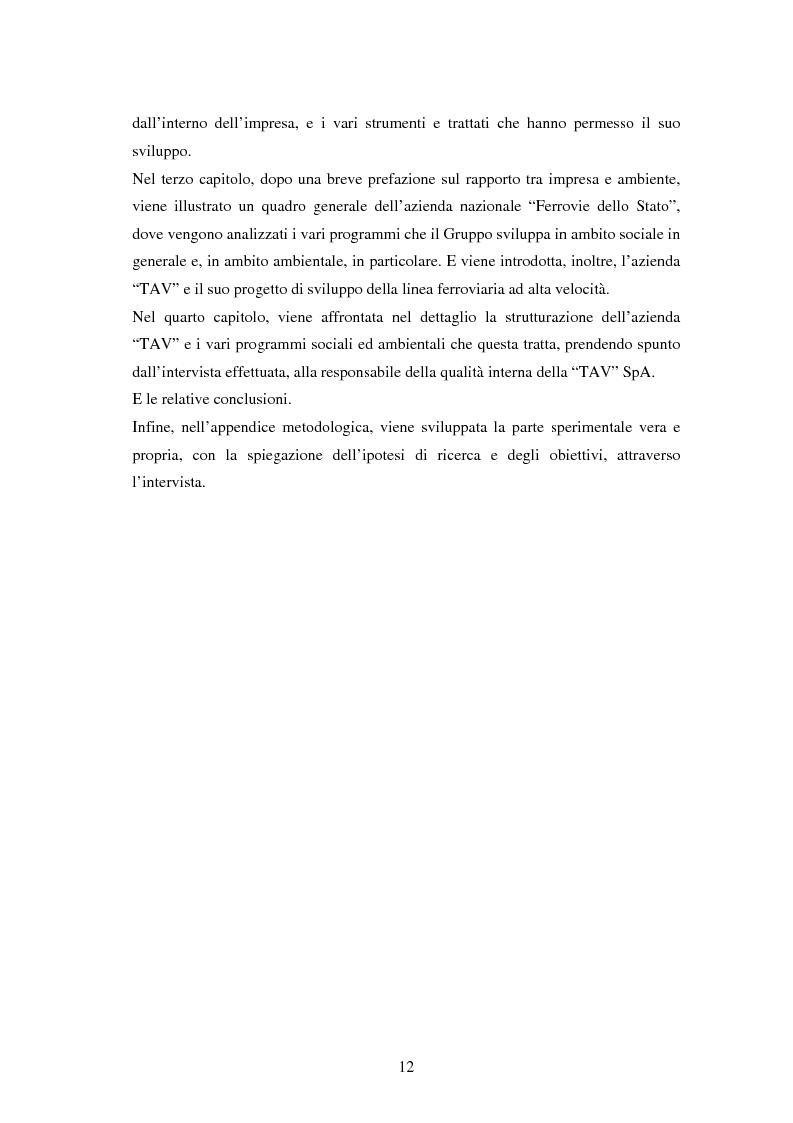 Anteprima della tesi: La RSI come strumento di comunicazione socio-ambientale: il caso ''TAV'', Pagina 4