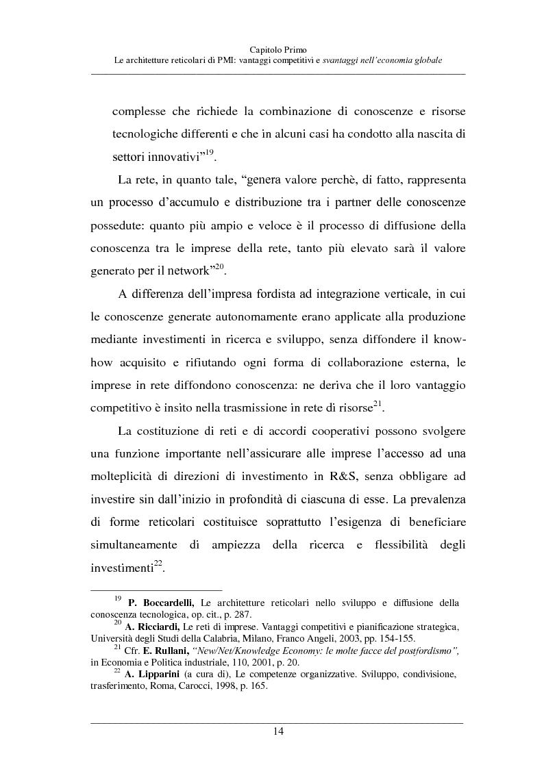 Anteprima della tesi: La competitività delle PMI italiane, Pagina 13