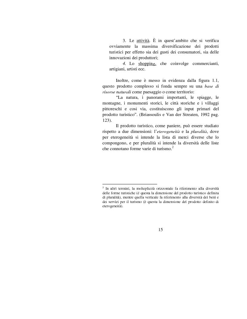 Anteprima della tesi: Le opportunità di Internet per il turismo africano: l'esperienza del Marocco, Pagina 12