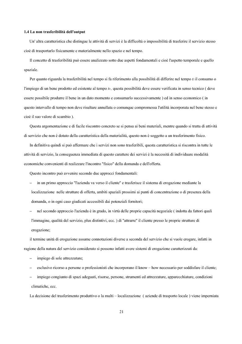 Anteprima della tesi: Analisi economica delle scelte di esternalizzazione dei servizi di trasporto pubblico locale, Pagina 15