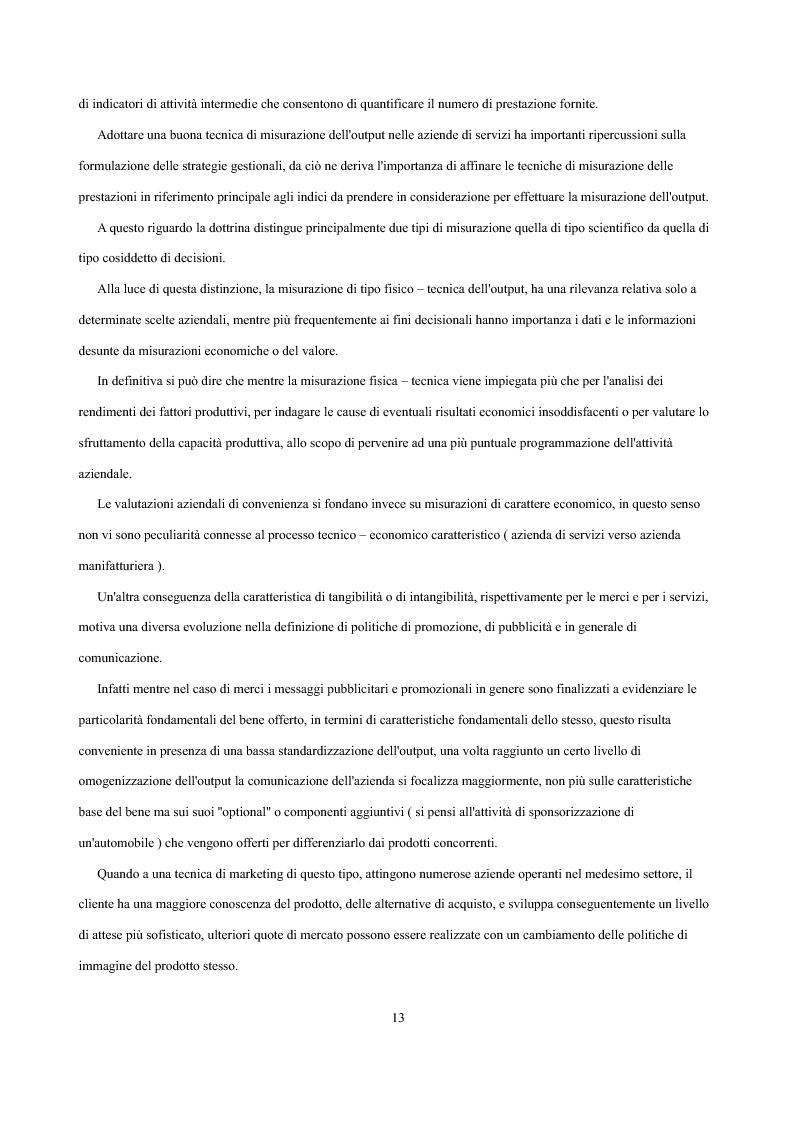 Anteprima della tesi: Analisi economica delle scelte di esternalizzazione dei servizi di trasporto pubblico locale, Pagina 7
