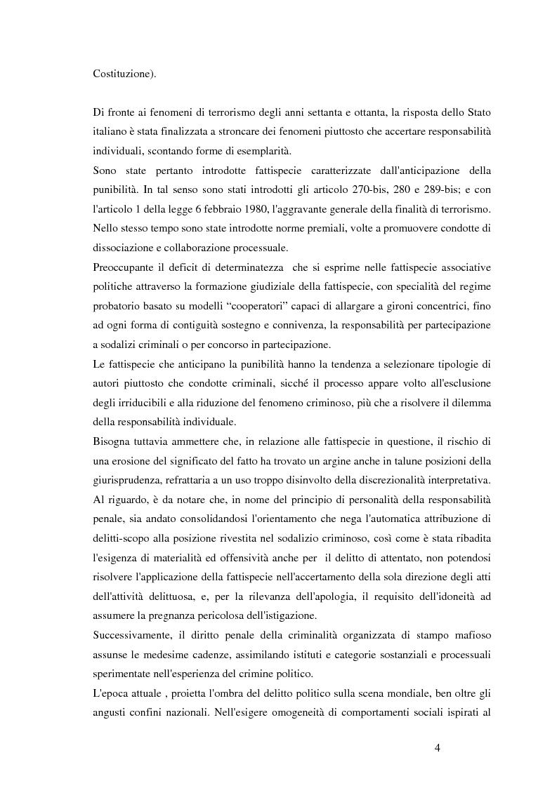 Anteprima della tesi: Extraordinary rendition e voli segreti CIA in Europa, Pagina 2