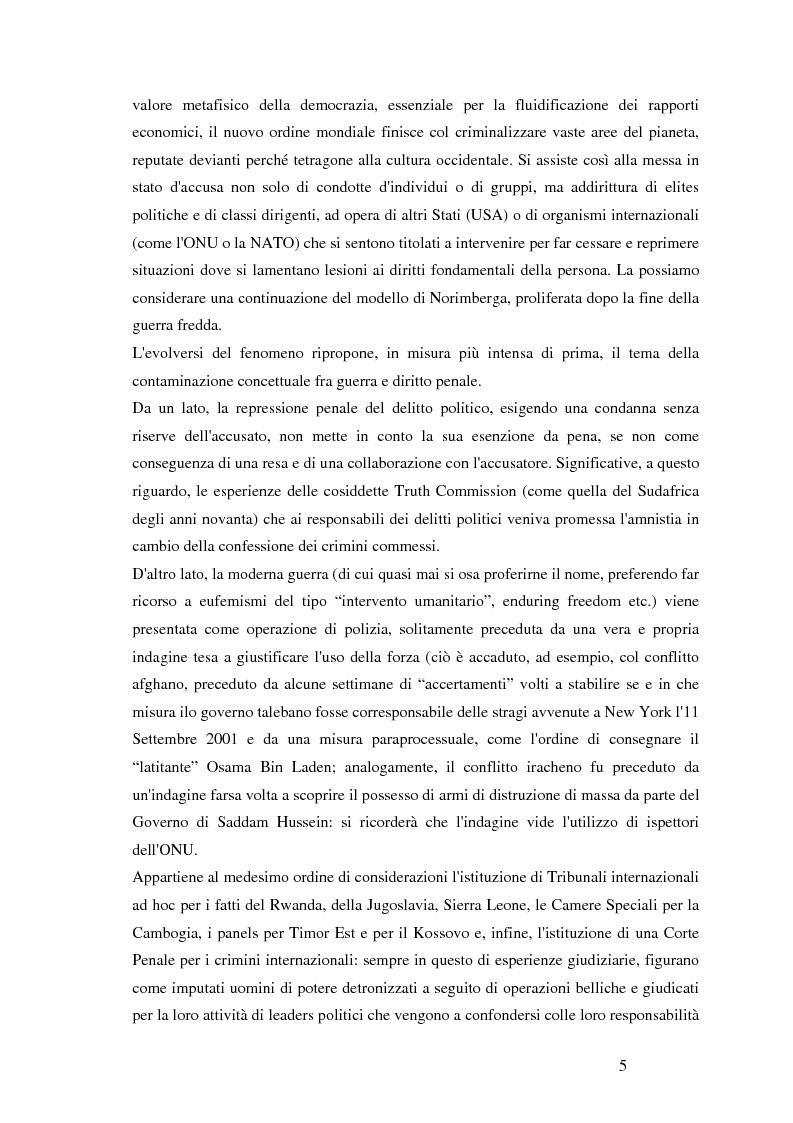 Anteprima della tesi: Extraordinary rendition e voli segreti CIA in Europa, Pagina 3