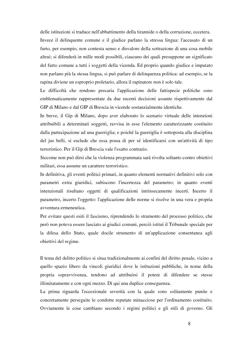 Anteprima della tesi: Extraordinary rendition e voli segreti CIA in Europa, Pagina 6