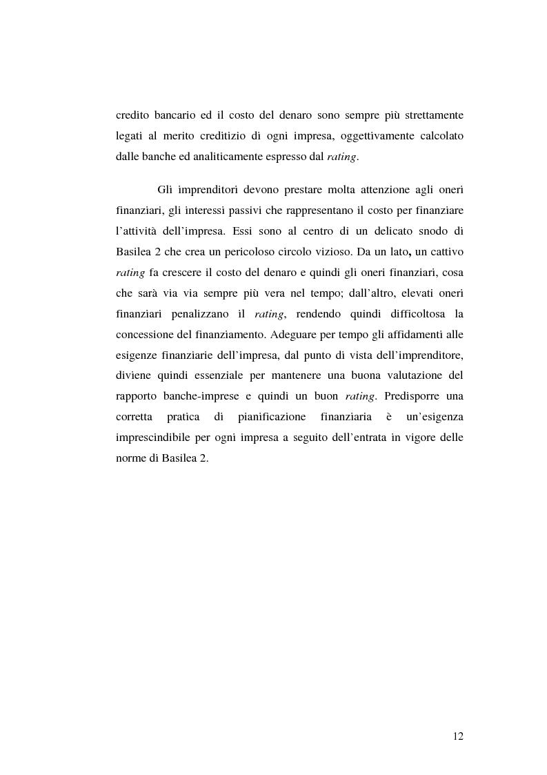 Anteprima della tesi: I servizi bancari atipici di finanziamento per le imprese, Pagina 7