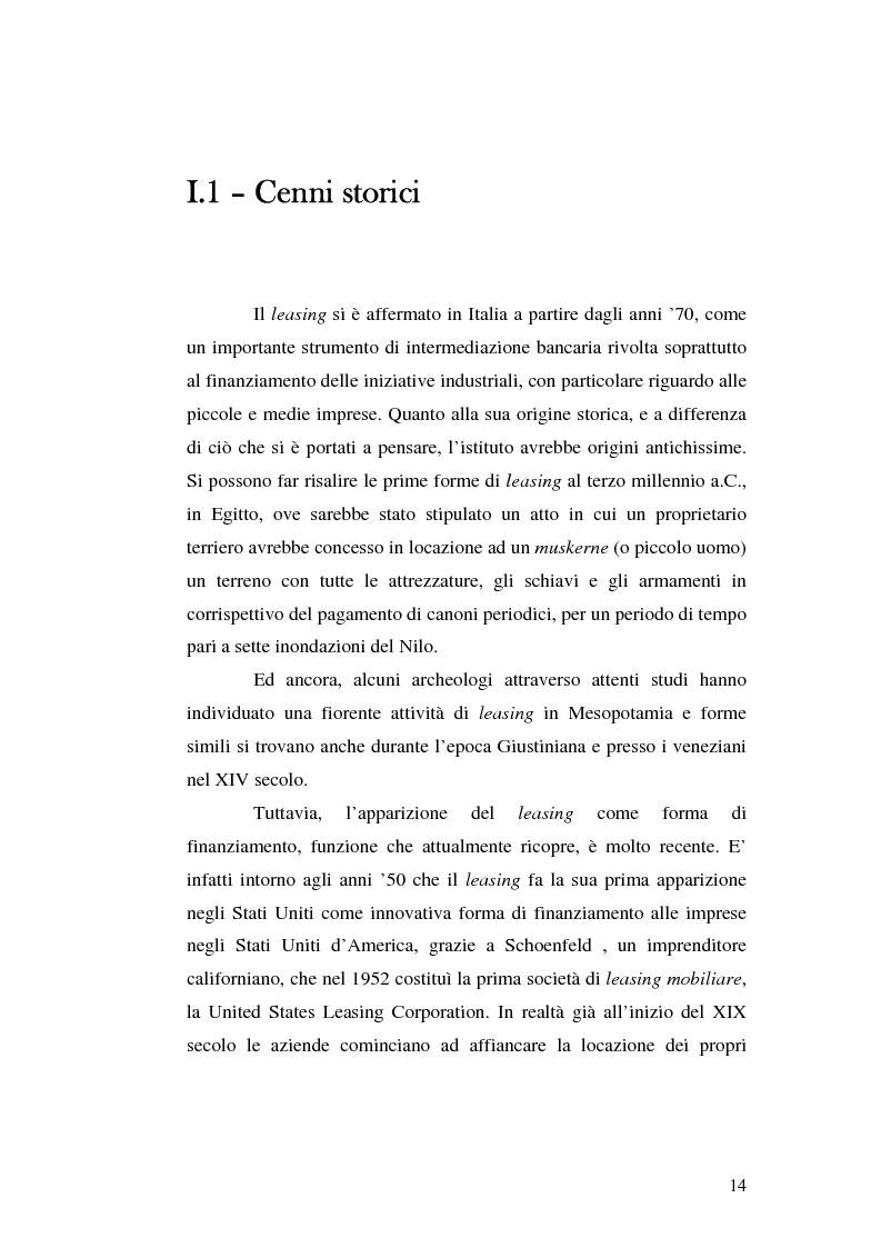 Anteprima della tesi: I servizi bancari atipici di finanziamento per le imprese, Pagina 9