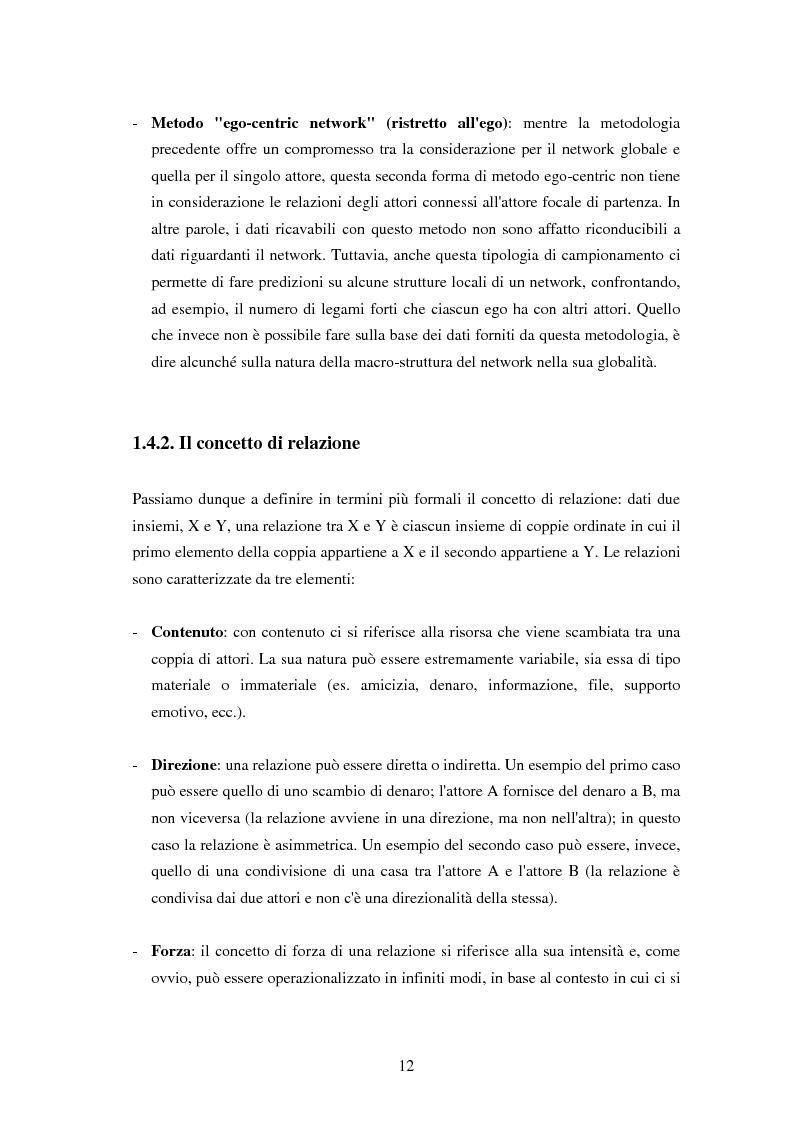 Anteprima della tesi: L'effetto di feedback basati sulla struttura delle reti sociali nell'interazione mediata da computer, Pagina 10