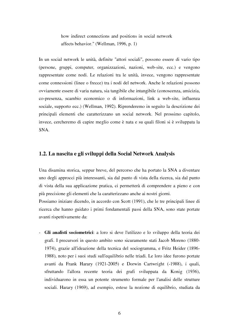 Anteprima della tesi: L'effetto di feedback basati sulla struttura delle reti sociali nell'interazione mediata da computer, Pagina 4