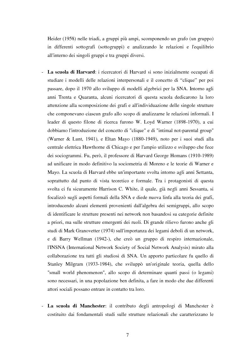Anteprima della tesi: L'effetto di feedback basati sulla struttura delle reti sociali nell'interazione mediata da computer, Pagina 5