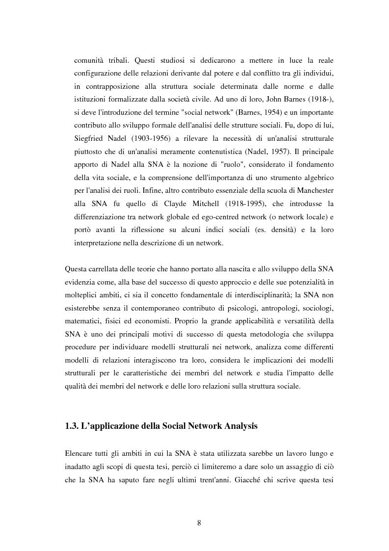 Anteprima della tesi: L'effetto di feedback basati sulla struttura delle reti sociali nell'interazione mediata da computer, Pagina 6