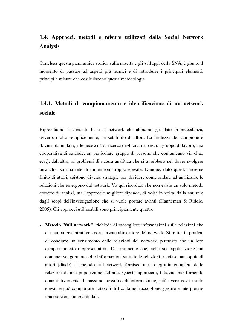 Anteprima della tesi: L'effetto di feedback basati sulla struttura delle reti sociali nell'interazione mediata da computer, Pagina 8