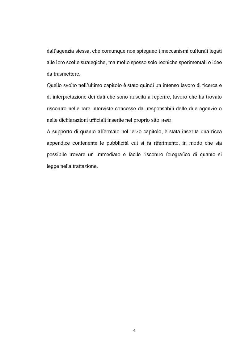 Anteprima della tesi: La comunicazione interculturale nella pubblicità internazionale: il caso Saatchi & Saatchi e il caso Grey Advertising, Pagina 4