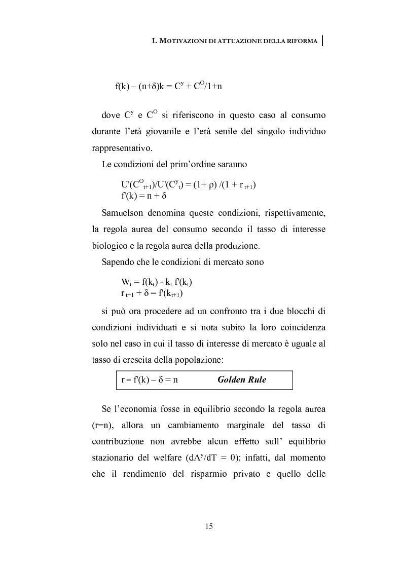 Anteprima della tesi: La riforma dei sistemi pensionistici europei, Pagina 10