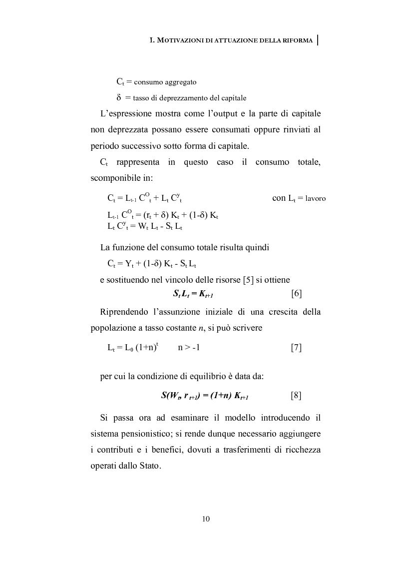 Anteprima della tesi: La riforma dei sistemi pensionistici europei, Pagina 5
