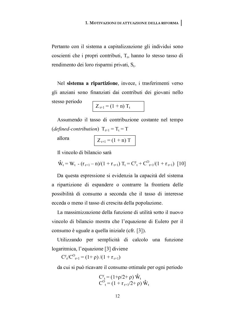 Anteprima della tesi: La riforma dei sistemi pensionistici europei, Pagina 7