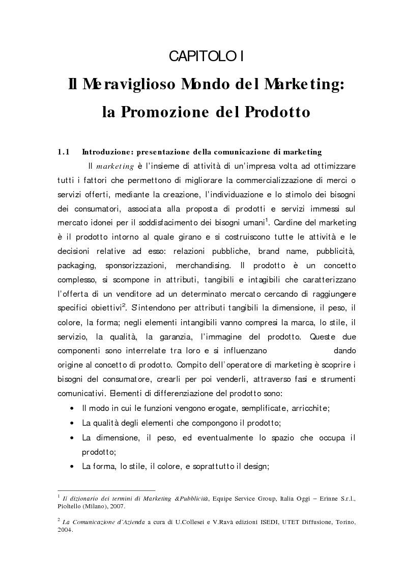 Anteprima della tesi: Sport Merchandising: il caso JuveCaserta, Pagina 7