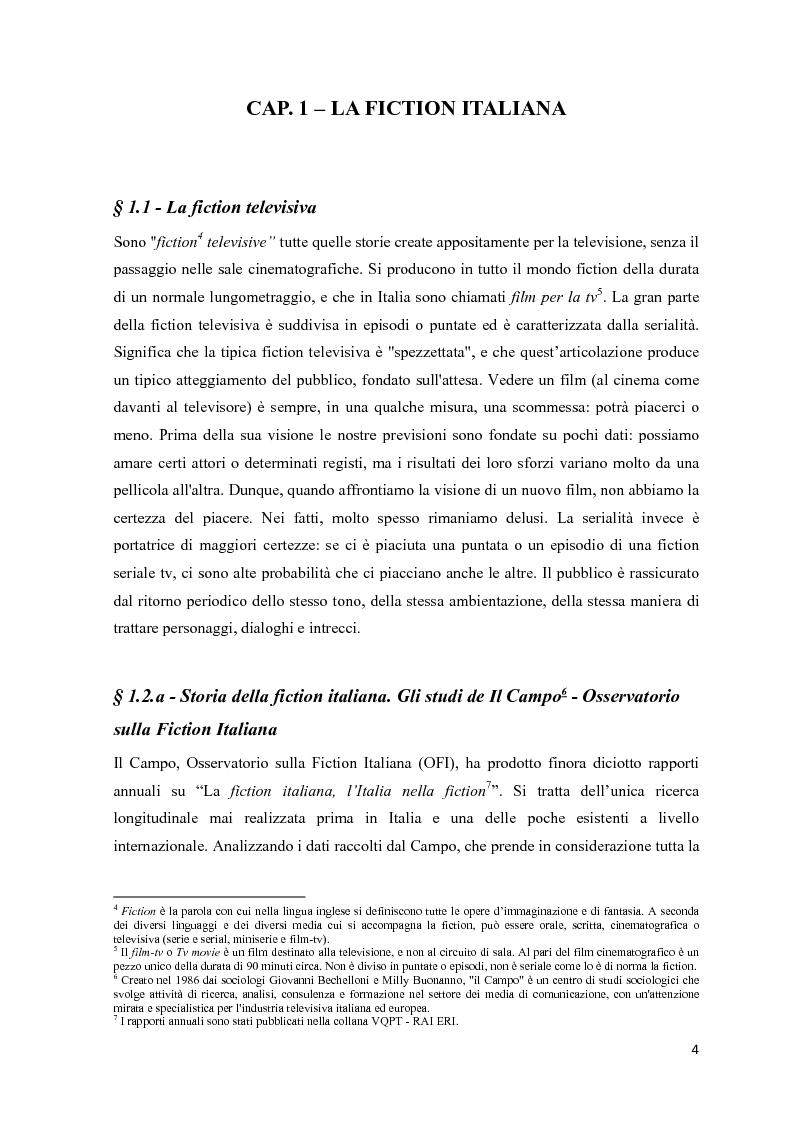 Anteprima della tesi: Fiction italiana o fiction americana? ''Dirt'', Pagina 3