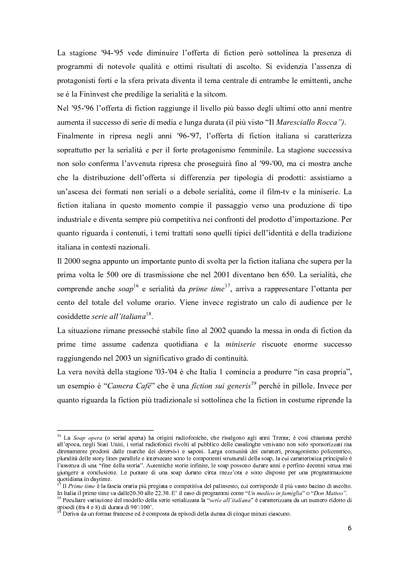 Anteprima della tesi: Fiction italiana o fiction americana? ''Dirt'', Pagina 5