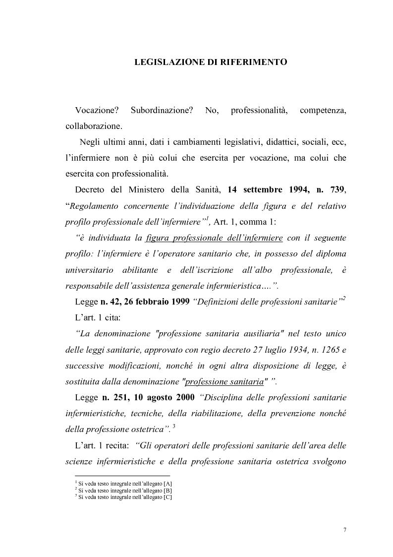Anteprima della tesi: Ruolo dell'infermiere nella dimissione ospedaliera: un'analisi della letteratura, Pagina 4