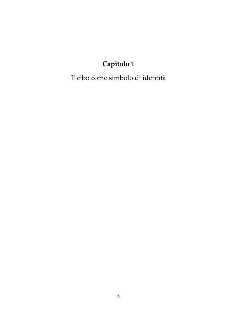 Anteprima della tesi: Percezione, target e strategie della ristorazione italiana a Pechino, Pagina 6
