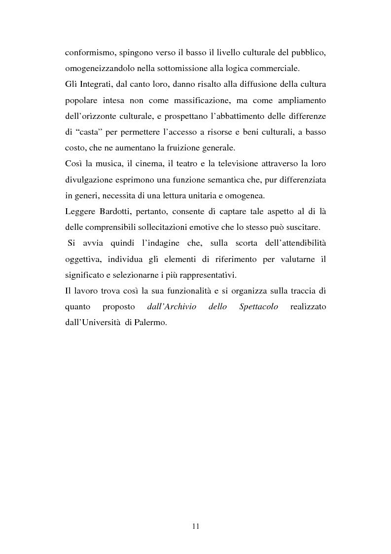 Anteprima della tesi: Sergio Bardotti: una poliedrica esperienza artistica a servizio dello spettacolo, Pagina 7