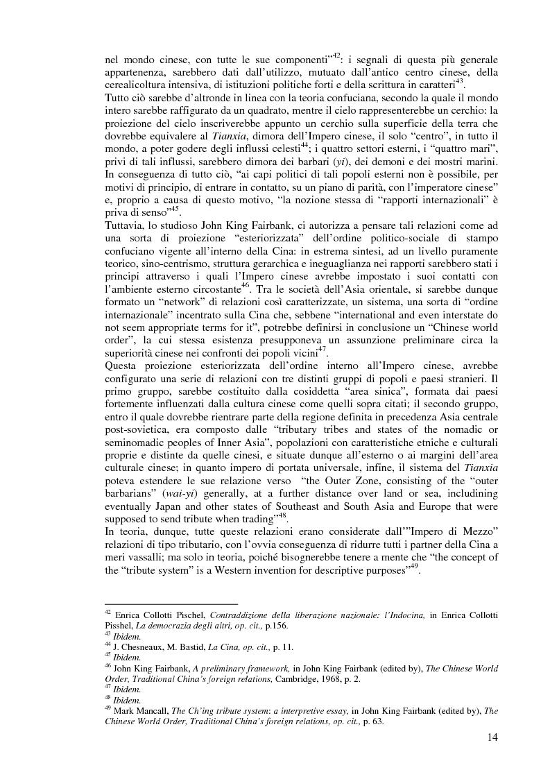 Anteprima della tesi: Cina e Asia centrale: un ''Nuovo Grande Gioco'' o un antico Dingwei?, Pagina 12