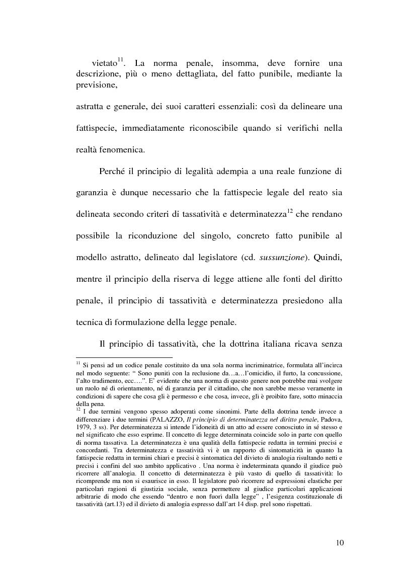 Anteprima della tesi: Il web come mezzo di consumazione dei reati in materia sessuale, Pagina 10